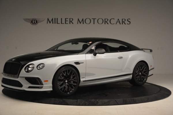 New 2017 Bentley Continental GT Supersports for sale Sold at Bentley Greenwich in Greenwich CT 06830 2