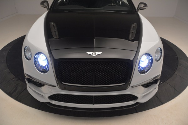 New 2017 Bentley Continental GT Supersports for sale Sold at Bentley Greenwich in Greenwich CT 06830 20