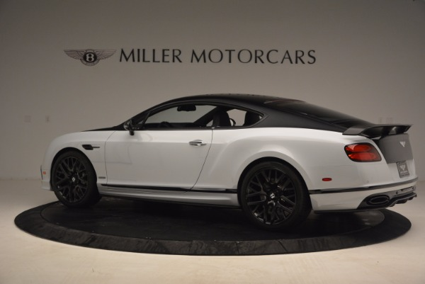 New 2017 Bentley Continental GT Supersports for sale Sold at Bentley Greenwich in Greenwich CT 06830 4