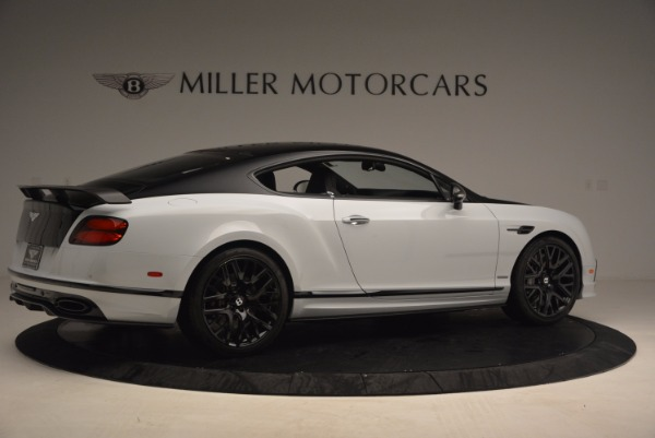 New 2017 Bentley Continental GT Supersports for sale Sold at Bentley Greenwich in Greenwich CT 06830 8
