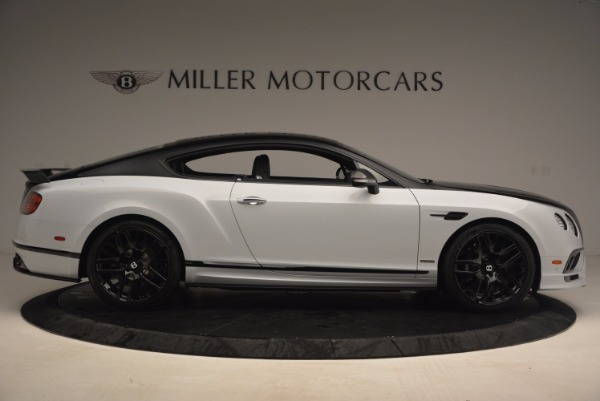 Used 2017 Bentley Continental GT Supersports for sale $199,900 at Bentley Greenwich in Greenwich CT 06830 9