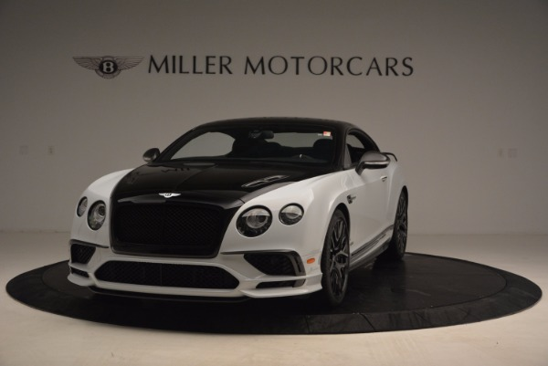 New 2017 Bentley Continental GT Supersports for sale Sold at Bentley Greenwich in Greenwich CT 06830 1