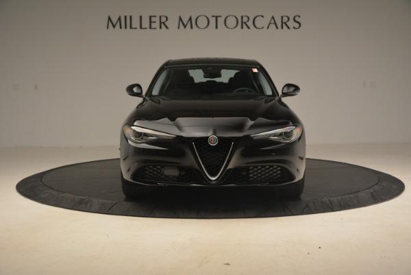New 2017 Alfa Romeo Giulia Ti Q4 for sale Sold at Bentley Greenwich in Greenwich CT 06830 12