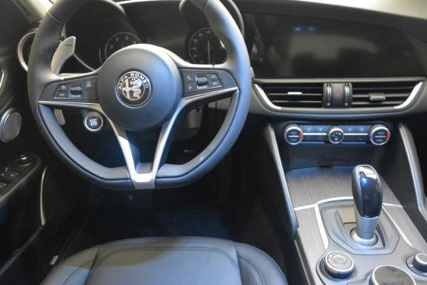 New 2017 Alfa Romeo Giulia Ti Q4 for sale Sold at Bentley Greenwich in Greenwich CT 06830 20