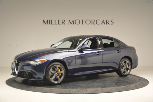 New 2017 Alfa Romeo Giulia Sport Q4 for sale Sold at Bentley Greenwich in Greenwich CT 06830 2