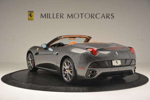 Used 2010 Ferrari California for sale Sold at Bentley Greenwich in Greenwich CT 06830 5