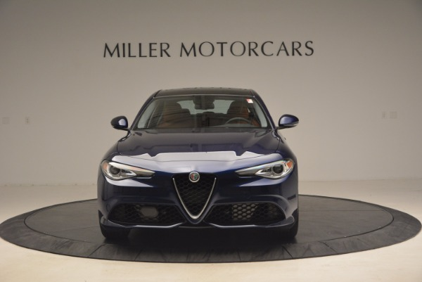 New 2017 Alfa Romeo Giulia Ti Q4 for sale Sold at Bentley Greenwich in Greenwich CT 06830 12
