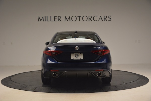 New 2017 Alfa Romeo Giulia Ti Q4 for sale Sold at Bentley Greenwich in Greenwich CT 06830 6