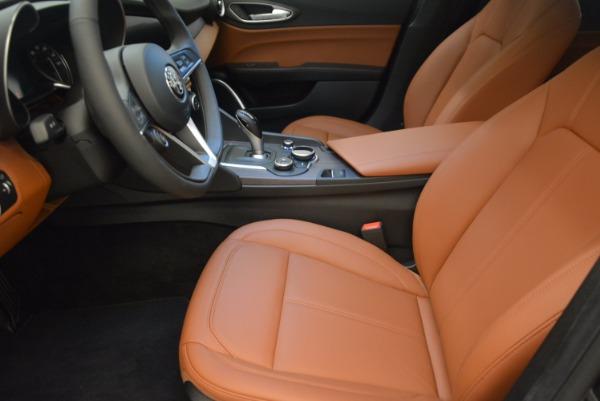 New 2017 Alfa Romeo Giulia Ti Q4 for sale Sold at Bentley Greenwich in Greenwich CT 06830 14
