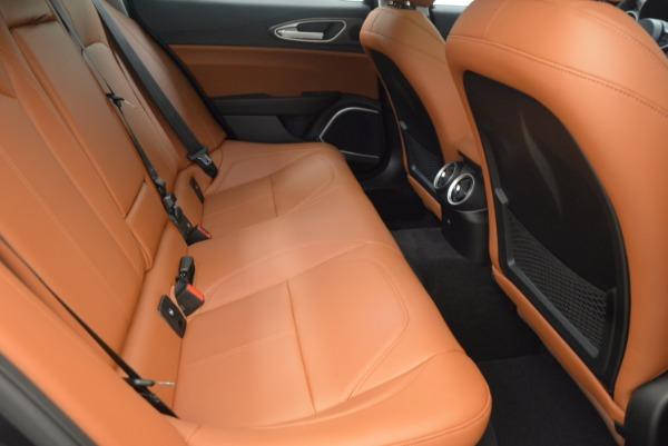 New 2017 Alfa Romeo Giulia Ti Q4 for sale Sold at Bentley Greenwich in Greenwich CT 06830 23
