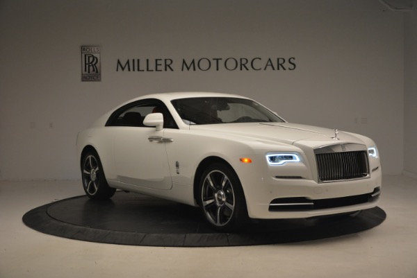 Used 2017 Rolls-Royce Wraith for sale Sold at Bentley Greenwich in Greenwich CT 06830 11
