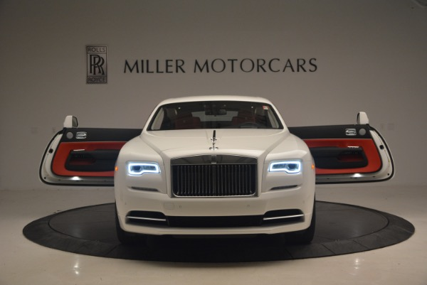 Used 2017 Rolls-Royce Wraith for sale Sold at Bentley Greenwich in Greenwich CT 06830 13