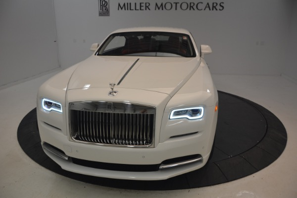 Used 2017 Rolls-Royce Wraith for sale Sold at Bentley Greenwich in Greenwich CT 06830 14