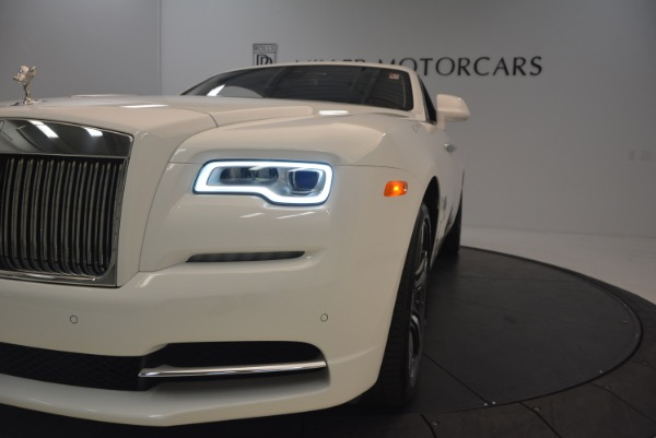 Used 2017 Rolls-Royce Wraith for sale Sold at Bentley Greenwich in Greenwich CT 06830 16