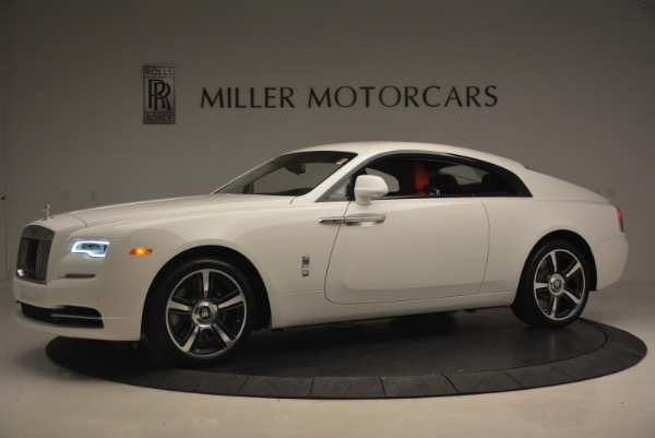 Used 2017 Rolls-Royce Wraith for sale Sold at Bentley Greenwich in Greenwich CT 06830 2