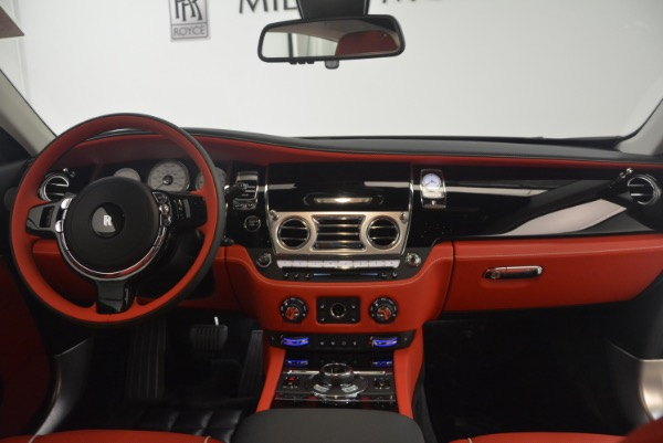 Used 2017 Rolls-Royce Wraith for sale Sold at Bentley Greenwich in Greenwich CT 06830 24