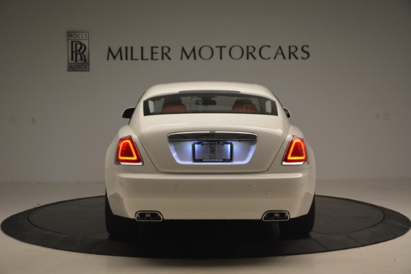 Used 2017 Rolls-Royce Wraith for sale Sold at Bentley Greenwich in Greenwich CT 06830 6