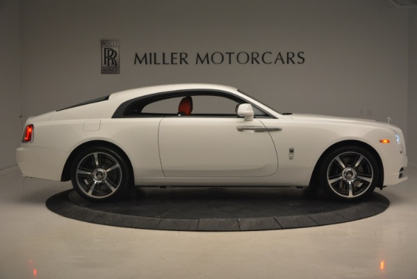 Used 2017 Rolls-Royce Wraith for sale Sold at Bentley Greenwich in Greenwich CT 06830 9