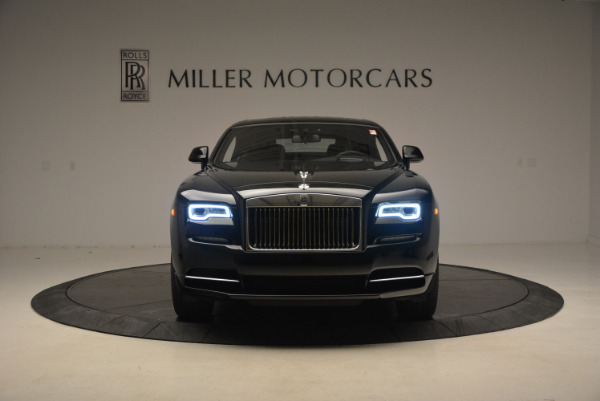 New 2018 Rolls-Royce Wraith for sale Sold at Bentley Greenwich in Greenwich CT 06830 12