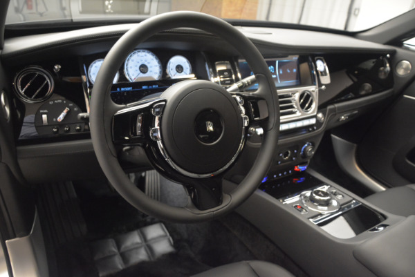 New 2018 Rolls-Royce Wraith for sale Sold at Bentley Greenwich in Greenwich CT 06830 17