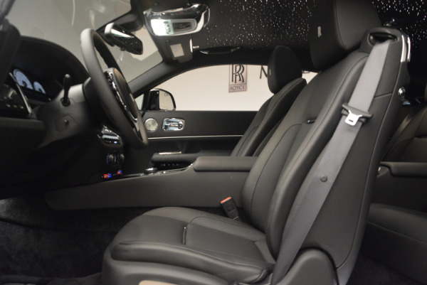New 2018 Rolls-Royce Wraith for sale Sold at Bentley Greenwich in Greenwich CT 06830 19