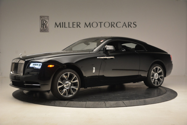 New 2018 Rolls-Royce Wraith for sale Sold at Bentley Greenwich in Greenwich CT 06830 2
