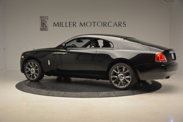 New 2018 Rolls-Royce Wraith for sale Sold at Bentley Greenwich in Greenwich CT 06830 4