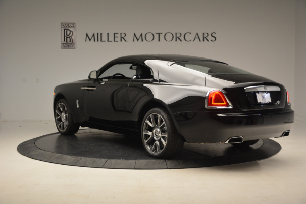 New 2018 Rolls-Royce Wraith for sale Sold at Bentley Greenwich in Greenwich CT 06830 5
