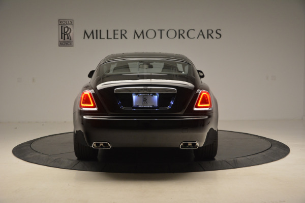 New 2018 Rolls-Royce Wraith for sale Sold at Bentley Greenwich in Greenwich CT 06830 6