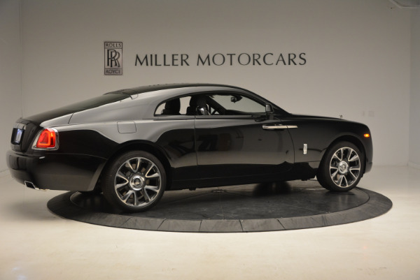 New 2018 Rolls-Royce Wraith for sale Sold at Bentley Greenwich in Greenwich CT 06830 8