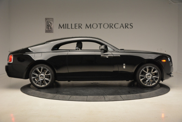 New 2018 Rolls-Royce Wraith for sale Sold at Bentley Greenwich in Greenwich CT 06830 9