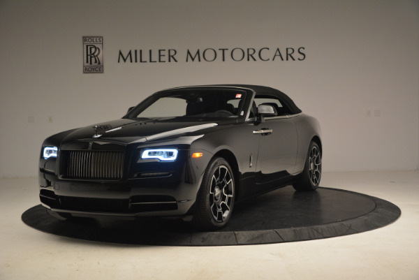 New 2018 Rolls-Royce Dawn Black Badge for sale Sold at Bentley Greenwich in Greenwich CT 06830 13