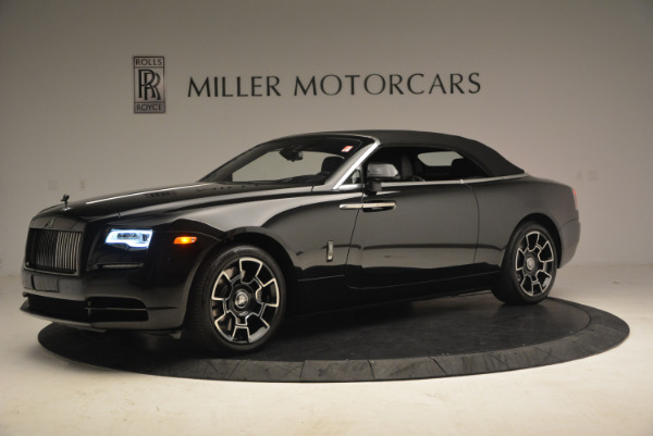 New 2018 Rolls-Royce Dawn Black Badge for sale Sold at Bentley Greenwich in Greenwich CT 06830 14