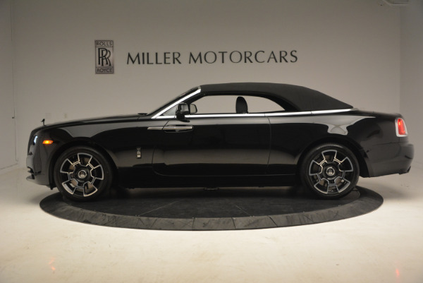 New 2018 Rolls-Royce Dawn Black Badge for sale Sold at Bentley Greenwich in Greenwich CT 06830 15