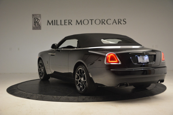 New 2018 Rolls-Royce Dawn Black Badge for sale Sold at Bentley Greenwich in Greenwich CT 06830 17