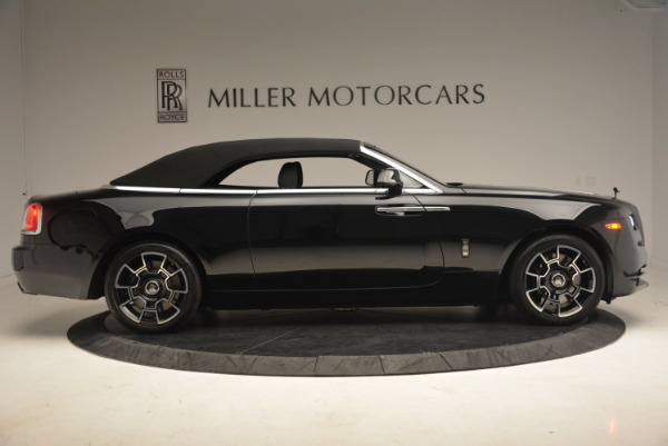 New 2018 Rolls-Royce Dawn Black Badge for sale Sold at Bentley Greenwich in Greenwich CT 06830 21