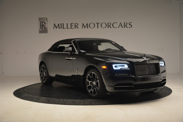 New 2018 Rolls-Royce Dawn Black Badge for sale Sold at Bentley Greenwich in Greenwich CT 06830 23