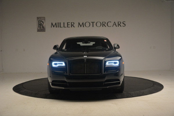 New 2018 Rolls-Royce Dawn Black Badge for sale Sold at Bentley Greenwich in Greenwich CT 06830 24