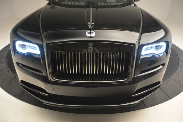 New 2018 Rolls-Royce Dawn Black Badge for sale Sold at Bentley Greenwich in Greenwich CT 06830 26