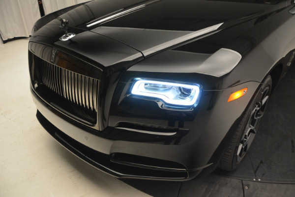 New 2018 Rolls-Royce Dawn Black Badge for sale Sold at Bentley Greenwich in Greenwich CT 06830 27