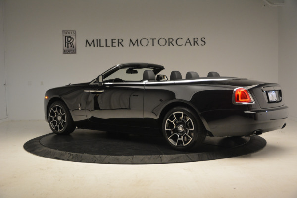 New 2018 Rolls-Royce Dawn Black Badge for sale Sold at Bentley Greenwich in Greenwich CT 06830 4