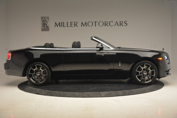 New 2018 Rolls-Royce Dawn Black Badge for sale Sold at Bentley Greenwich in Greenwich CT 06830 9