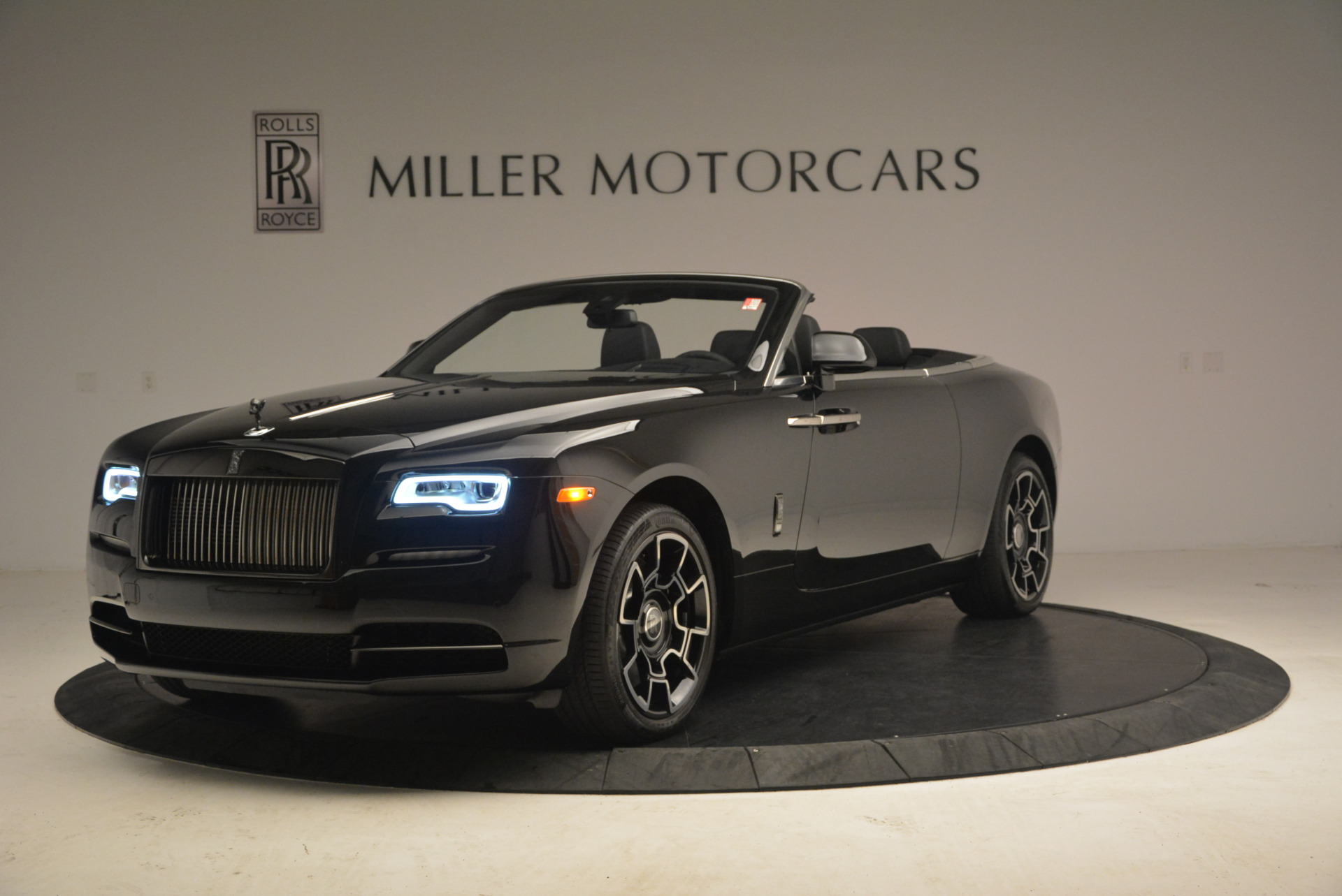 New 2018 Rolls-Royce Dawn Black Badge for sale Sold at Bentley Greenwich in Greenwich CT 06830 1