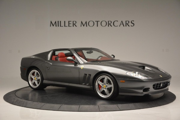 Used 2005 Ferrari Superamerica for sale $349,900 at Bentley Greenwich in Greenwich CT 06830 10