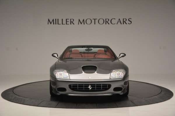 Used 2005 Ferrari Superamerica for sale $349,900 at Bentley Greenwich in Greenwich CT 06830 12