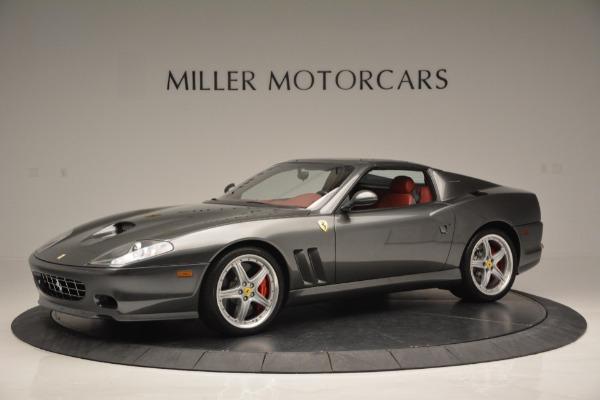 Used 2005 Ferrari Superamerica for sale $349,900 at Bentley Greenwich in Greenwich CT 06830 14
