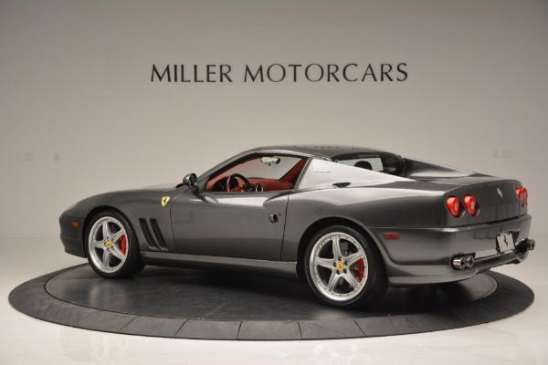 Used 2005 Ferrari Superamerica for sale $349,900 at Bentley Greenwich in Greenwich CT 06830 16