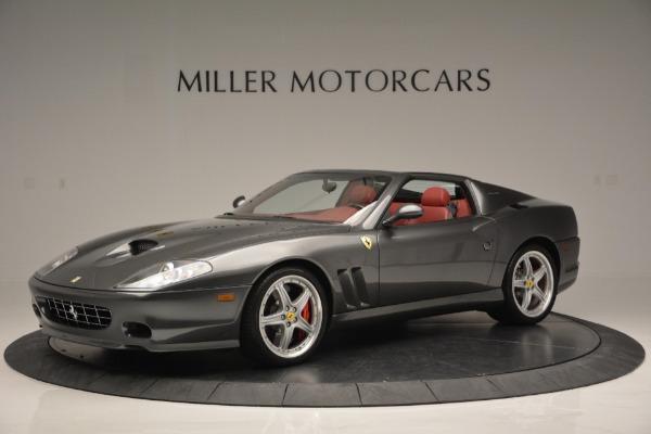 Used 2005 Ferrari Superamerica for sale $349,900 at Bentley Greenwich in Greenwich CT 06830 2