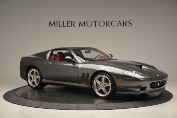 Used 2005 Ferrari Superamerica for sale $349,900 at Bentley Greenwich in Greenwich CT 06830 22