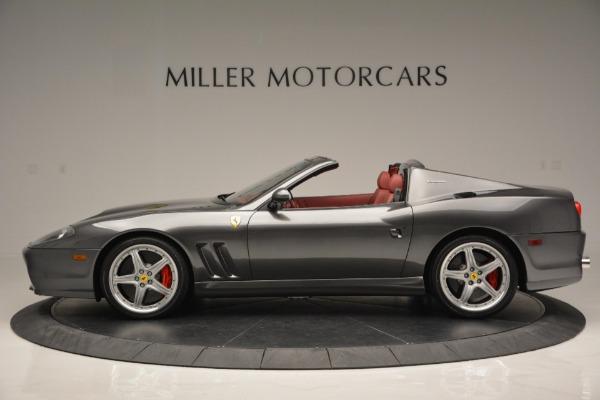Used 2005 Ferrari Superamerica for sale $349,900 at Bentley Greenwich in Greenwich CT 06830 3